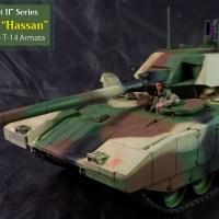 """T-14M """"Hassan"""" (Takom 1/35 T-14 Armata)"""