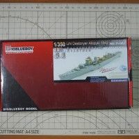 BigBlueBoy IJN Akizuki 1942 Photo-etch set For 1/350 IJN Akizuki Mono Chrome/ Wave preview