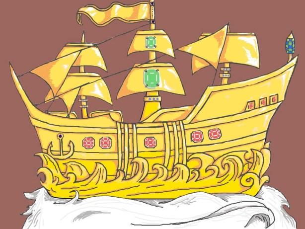 Crown Ship Quest