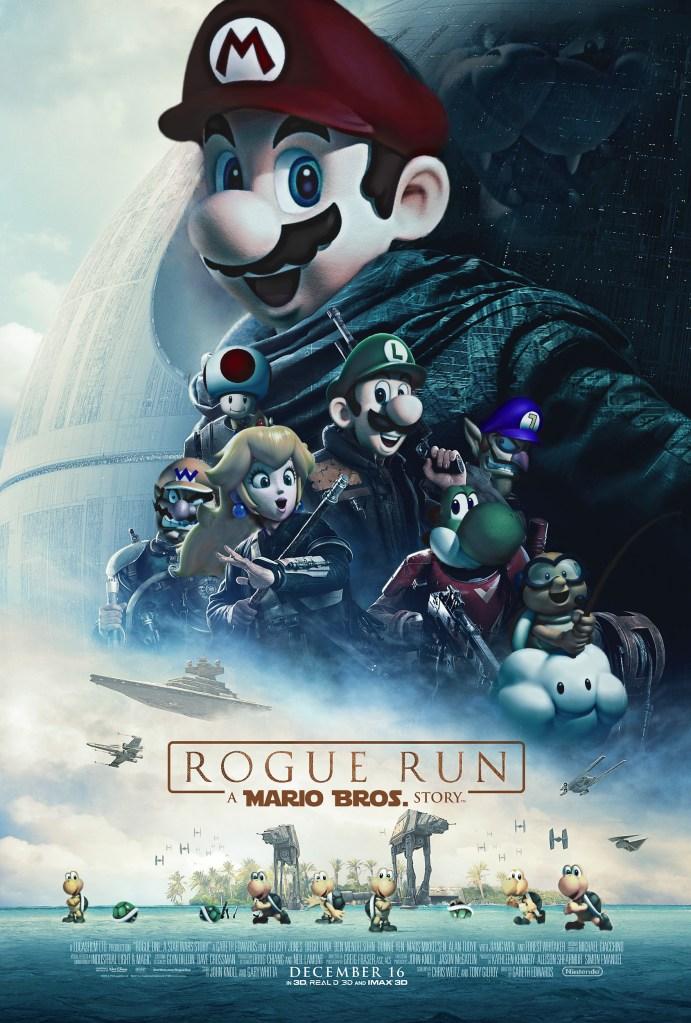 Super_Mario_Rogue_Run_Poster