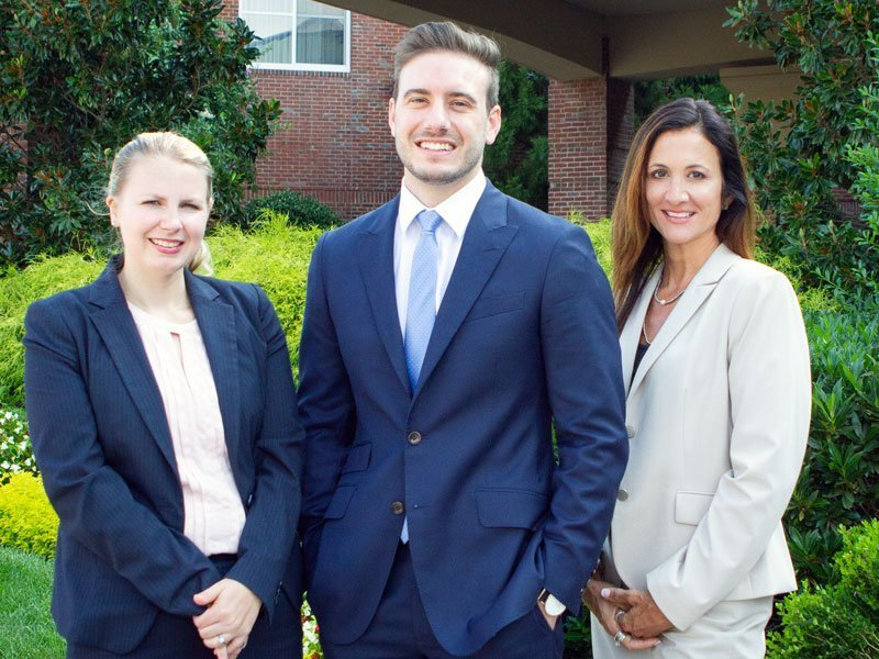 The attorney team at Kelly Hass and Associates.