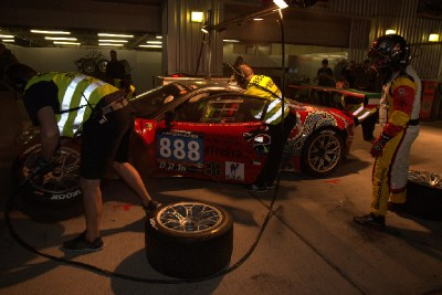 36Dubai24hr2016Dragon Racing Ferrari 458 GT3