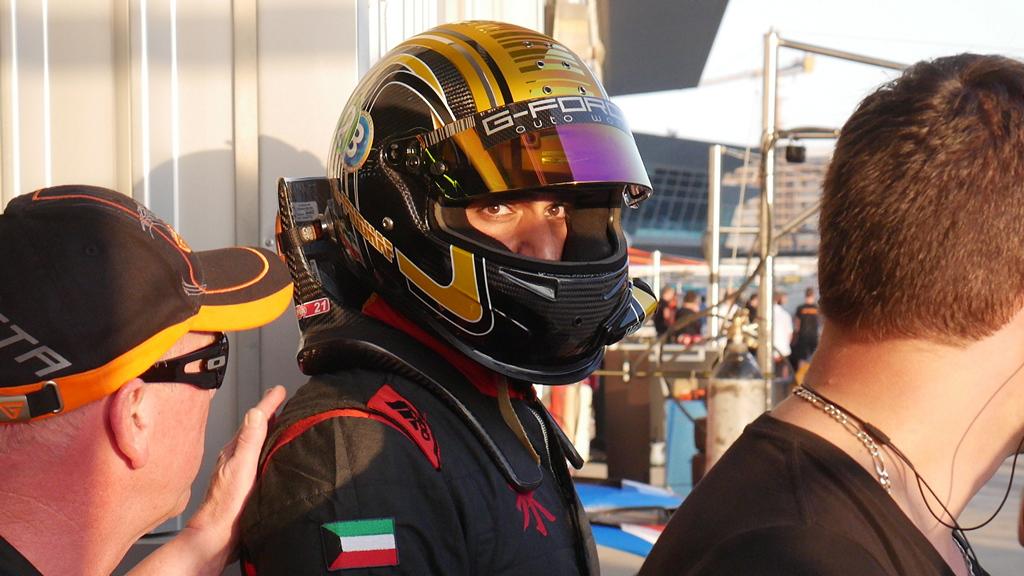 3x3 LMP Prototype Race Dubai 12