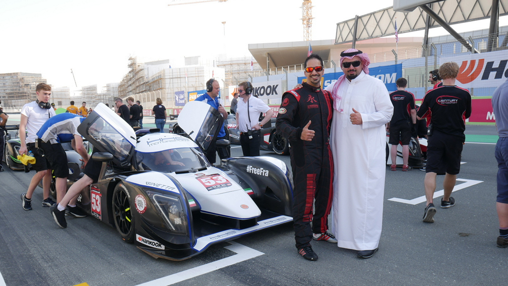 3x3 LMP Prototype Race Dubai 2