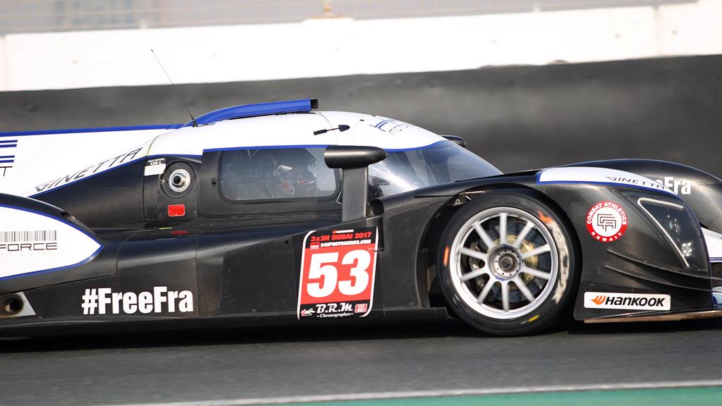 3x3 LMP Prototype Race Dubai 25