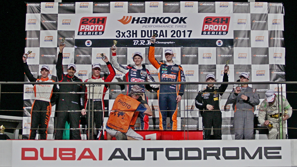 3x3 LMP Prototype Race Dubai 27