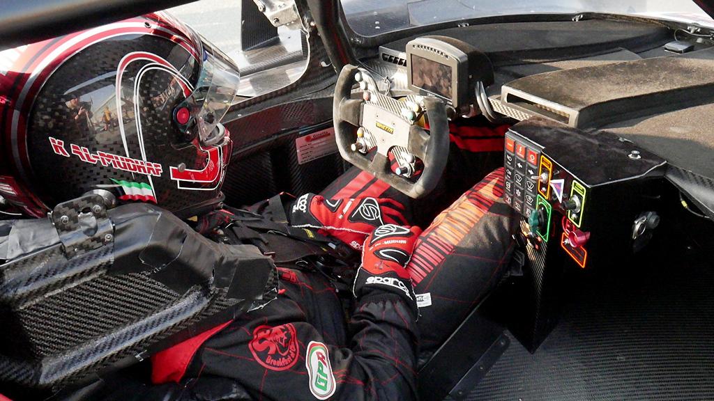 3x3 LMP Prototype Race Dubai 9