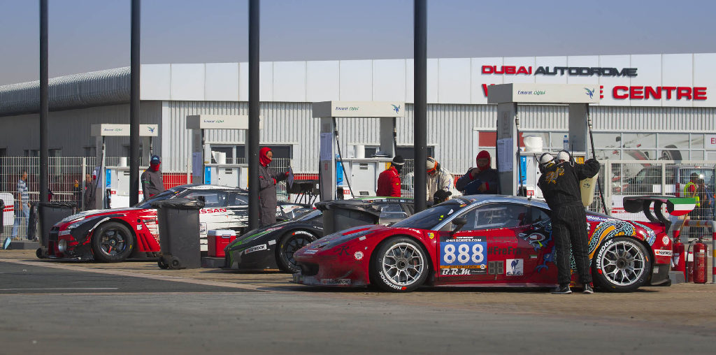 Dubai 24H 2016 Dragon Racing Ferrari458 GT3 26