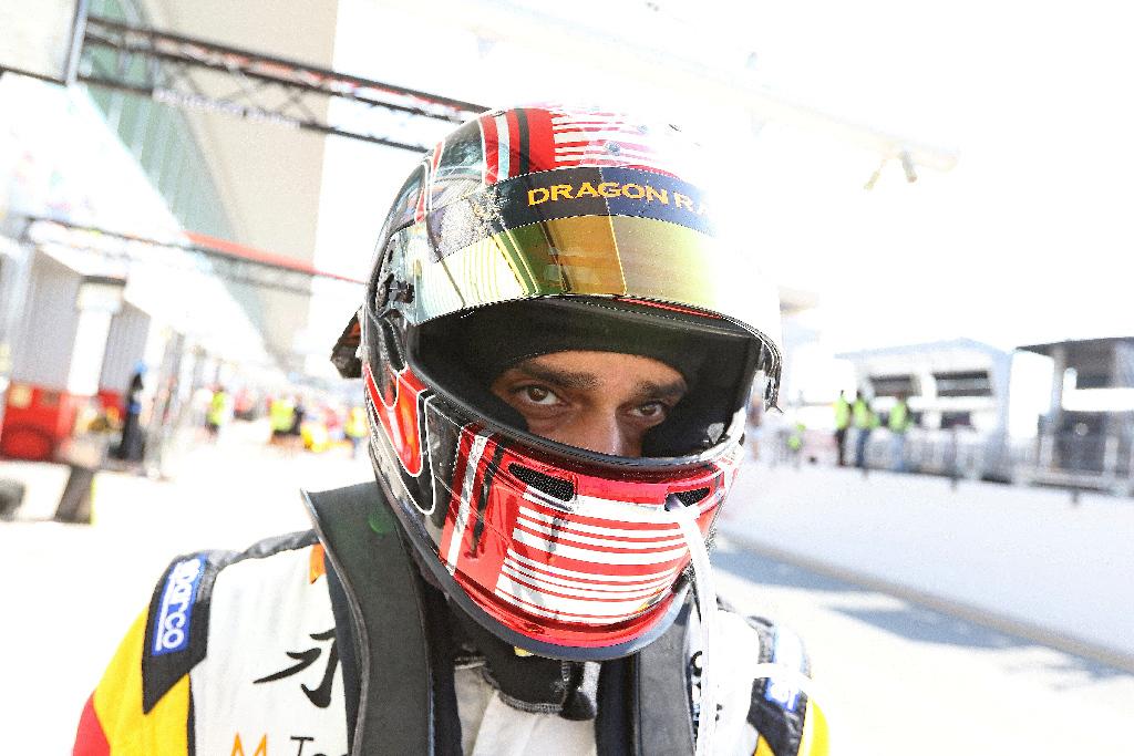 Dubai 24H 2016 Dragon Racing Ferrari458 GT3 7