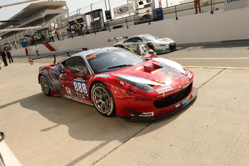 Dubai24hr2016Dragon Racing Ferrari 458 GT3 44