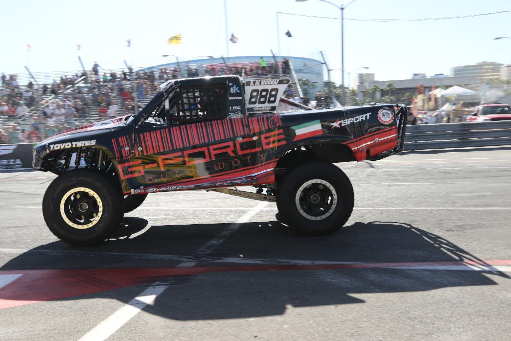 Stadium Super Trucks Long Beach 97