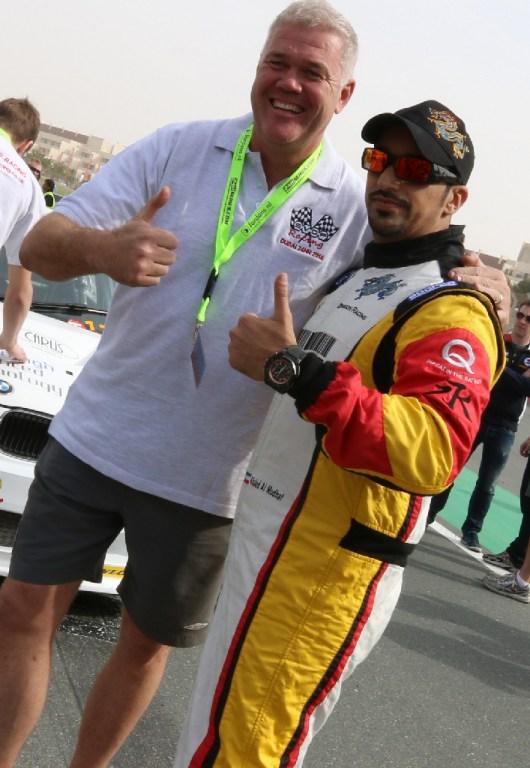 Dubai 24H GT3AM Class Winners 2014 -25