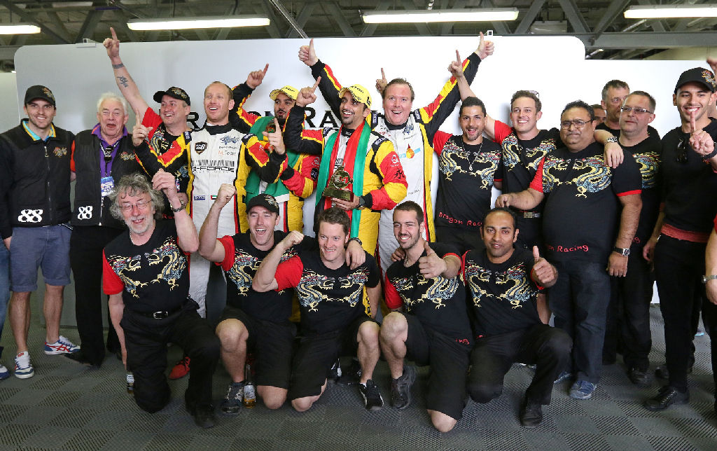 Dubai 24H GT3AM Class Winners 2014 -40