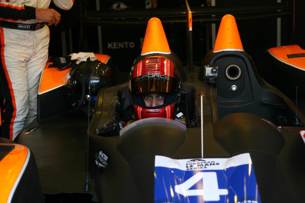 ELMS LMP2 Hungaroring 2013-20