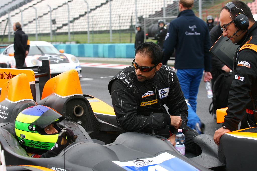 ELMS LMP2 Hungaroring 2013-31