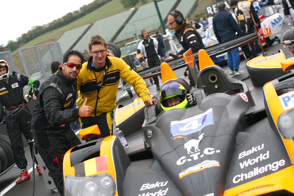 ELMS LMP2 Hungaroring 2013-38