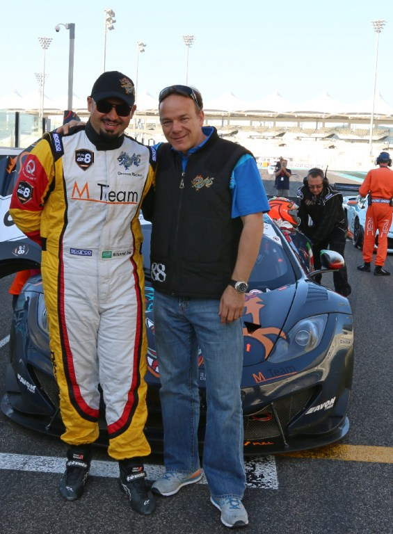 Gulf 12H McLaren GT3 2013-27