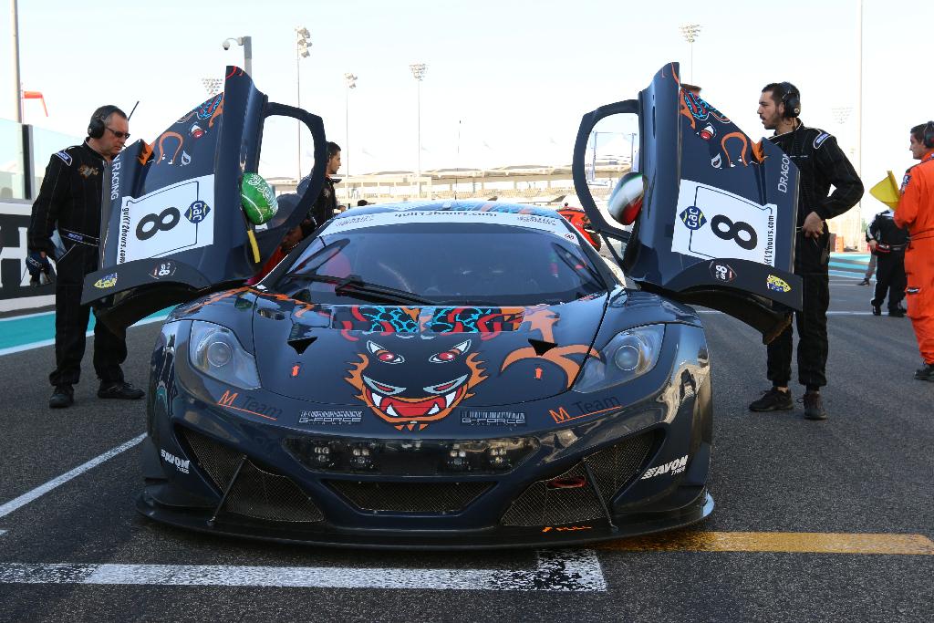 Gulf 12H McLaren GT3 2013-29