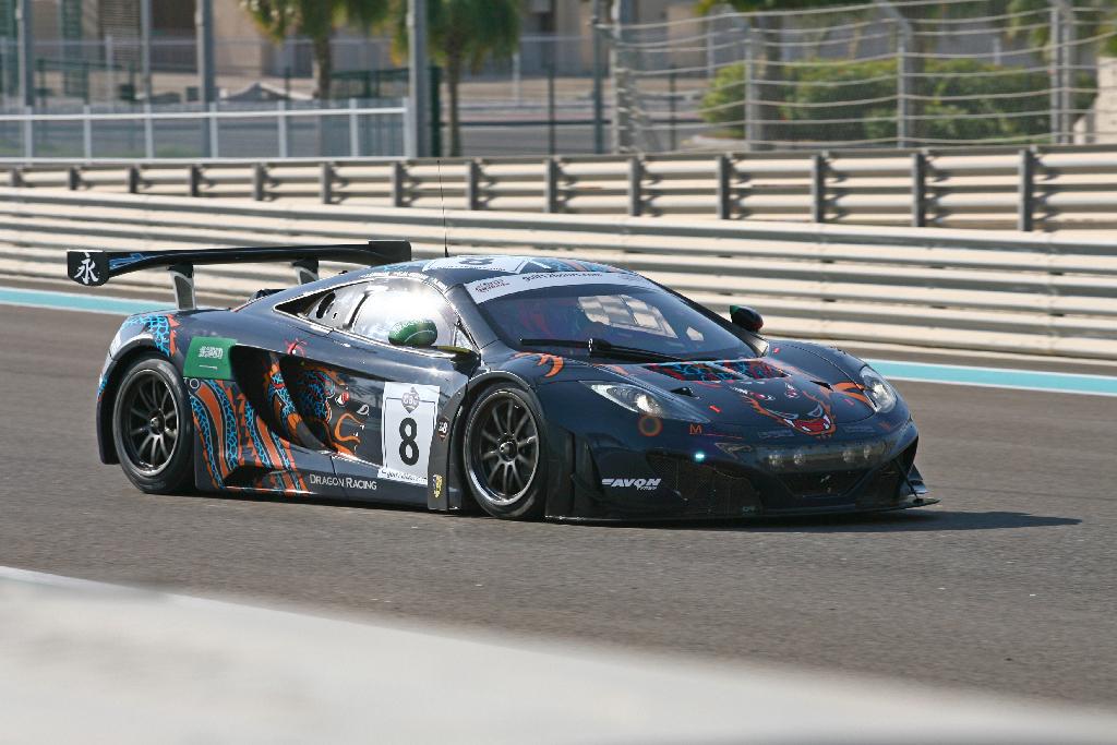 Gulf 12H McLaren GT3 2013-56