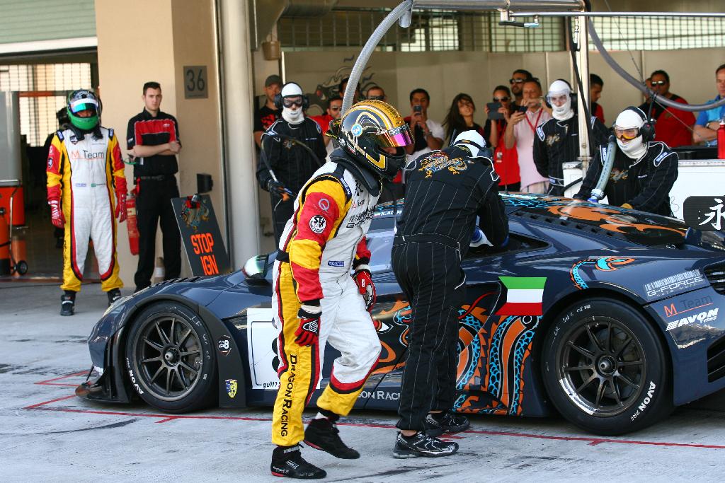 Gulf 12H McLaren GT3 2013-67