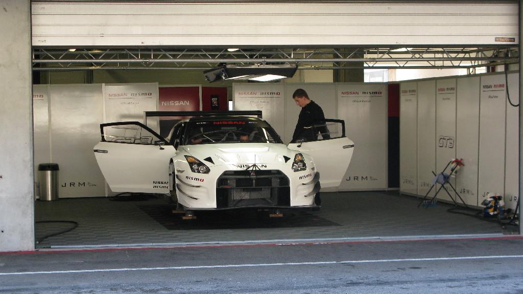 Nissan NISMO GT3 test Portimao 2012-16