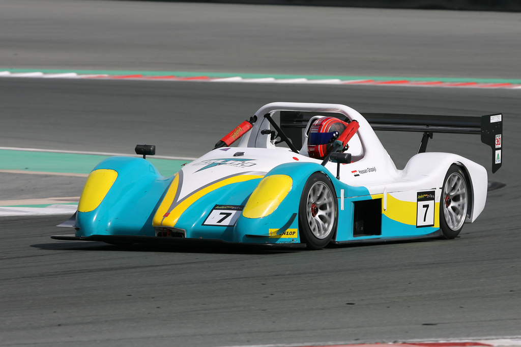 Radical SR3 UAE -2010-11-12-13