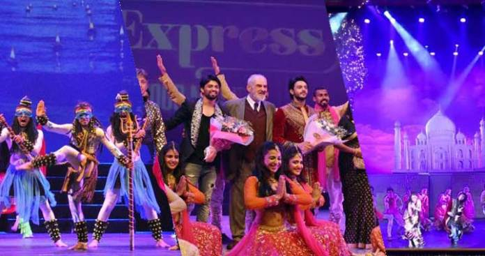 Bollywood Musical Taj Express is coming to Dubai Opera in October