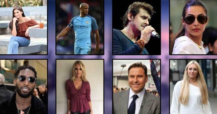 International Celebrities who visited Dubai this Week