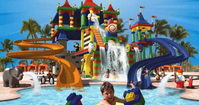 Legoland Water Park Dubai Giving Free Entry to Lucky Visitors