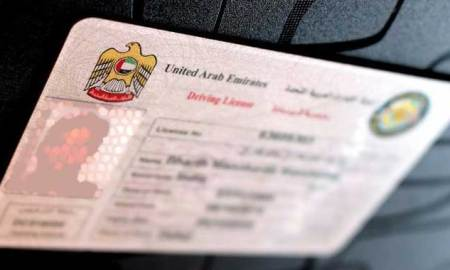 Lost Your Driving License in UAE Register for Replacement Online Now