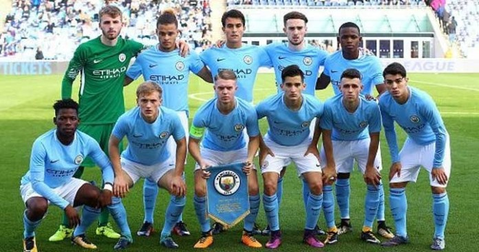 Manchester City offering free kids' football coaching in Dubai