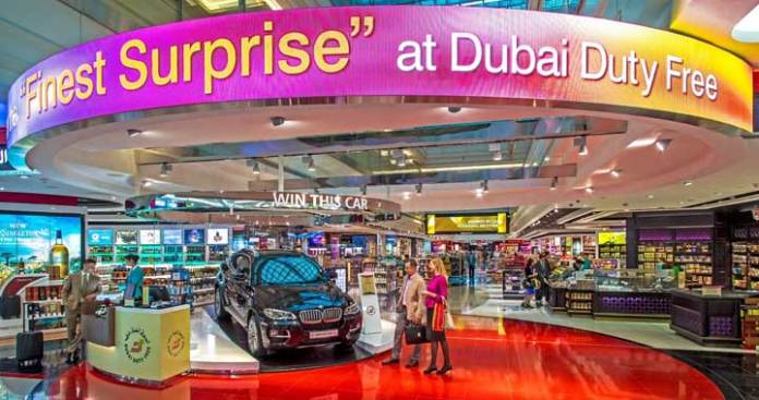 Dubai Duty Free Sales reaches to $20 million in Q1, 2018
