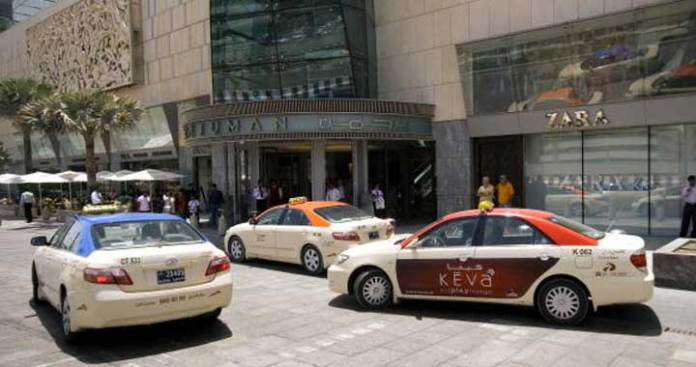 Dubai Taxi's to Get Smart Screens for Booking Tickets & Making Payments