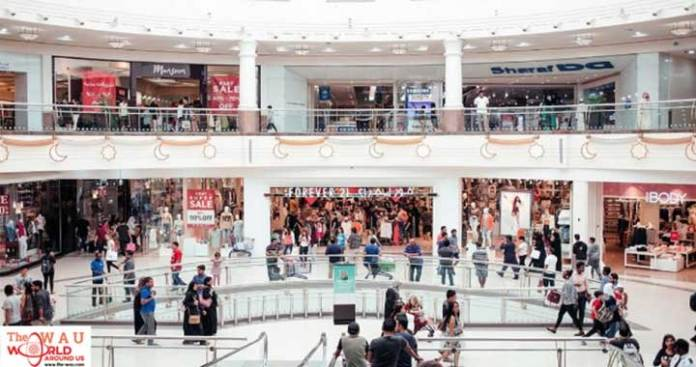 Five-Days Mega Sale at Most of UAE Shopping Malls