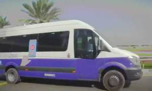 RTA Broadens Trial Run of 'Bus on Demand' Service