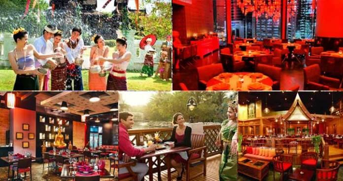Thai-New-Year-and-Songkran in dubai