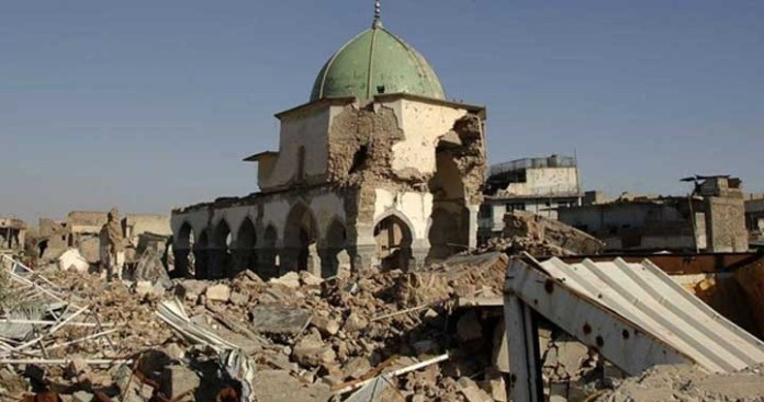 The UAE is helping Iraq rebuild an Iconic Mosque of 'Al-Nuri'