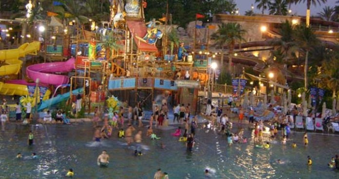Wild Wadi Waterpark Launches Ladies Night with High Security