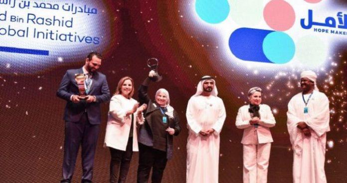 Arab World to Celebrated Hope Maker