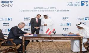 Mohamed bin Zayed, Austrian Chancellor Witness Signing of ADNOC-OMV Agreements