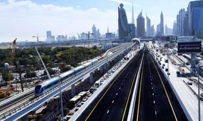RTA Opens Tunnel on Both Sides of Sheikh Rashid Street