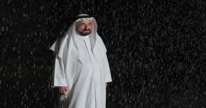 Rain Room Inaugurated by Sharjah Art Foundation