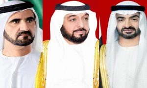 UAE Leaders Arab Islamic Countries for Ramadan