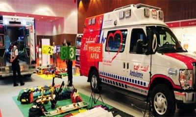 Dubai Launches 'Immediate Response' Ambulance Service via Residents