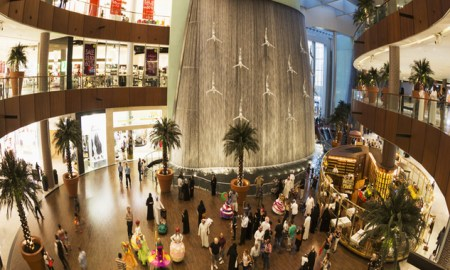 Dubai Police Clarifies the Fire Alarm at Dubai Mall
