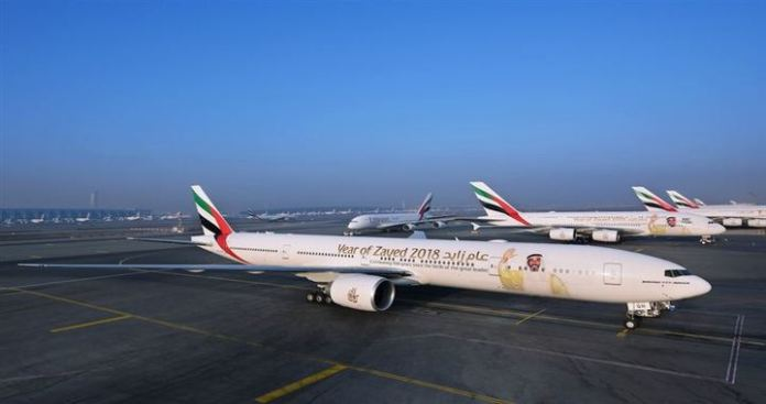 Emirates Airline to Deploy a one-off A380 Service to Muscat