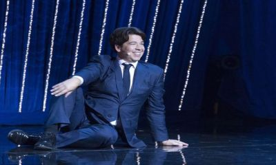 English comedian and TV star Michael McIntyre is coming to Dubai next year.