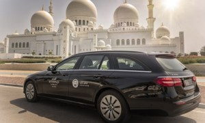 Etihad Airways Upgrades its UAE Chauffeur Services