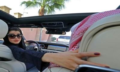 Saudi Arabia Starts Issuing Driving License to Women