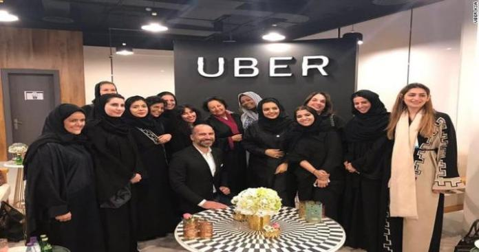 Uber to Allow Female Drivers in Saudi Arabia to select Preference for Drivers